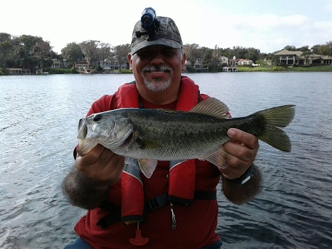 Bass Fishing / Lake Maitland - Florida Fish Hunter