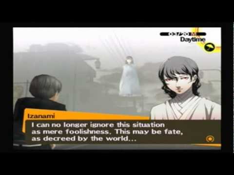 Persona 4 The Absolute True Culprit Of Everything Youtube