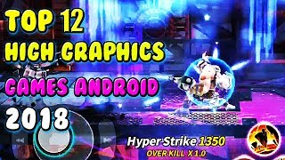 Best High Graphics Games Android 2018