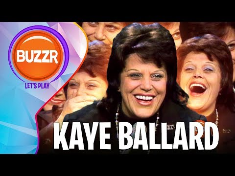 Remembering The Very Funny Kaye Ballard Over The Years | BUZZR