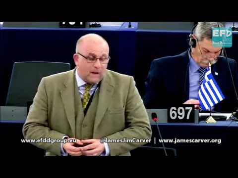 The last 'acceptable face' of racism - James Carver MEP