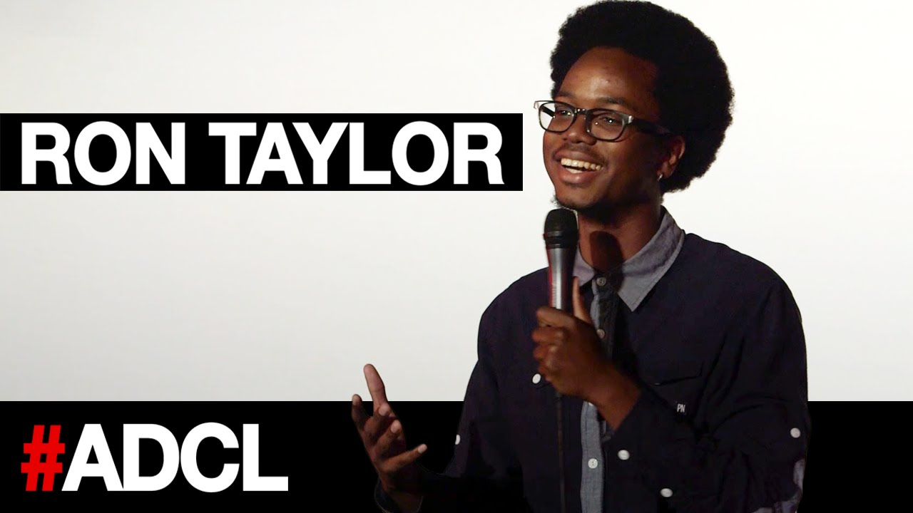 I Hate The Way Advertisers Market Towards Black People - Ron Taylor [Stand Up Comedy]