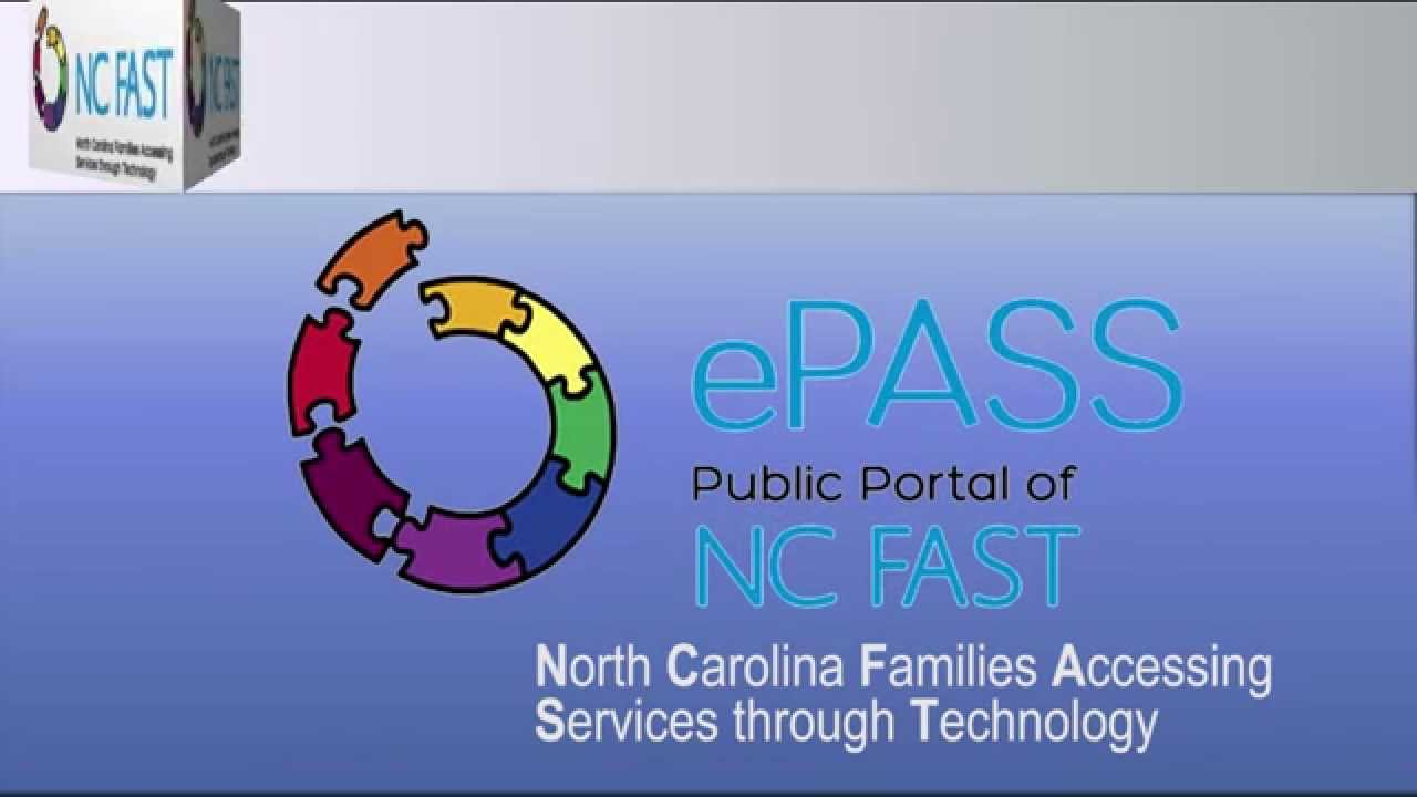 NC DHHS: Food and Nutrition Services Food Stamps