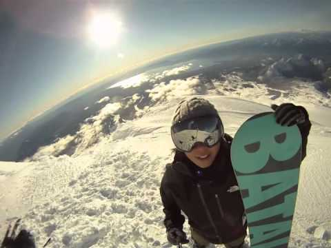 Villarrica Summit & Descent