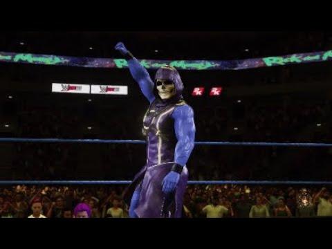 WW2K18(WWE) Halloween Havok PPV - Part 2 thumbnail