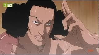 One Piece Z | Băng mũ rơm đi tắm suối nước nóng gặp Aokiji
