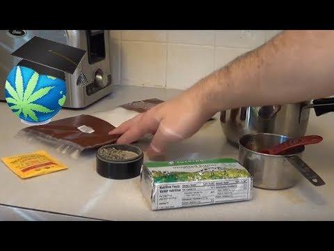 Cannabis Tea (Cannatea) - How To Make It