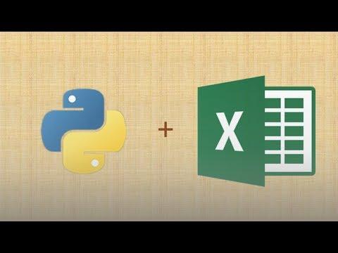 Использование Python для чтения, обработки, создания и форматирования файлов Excel