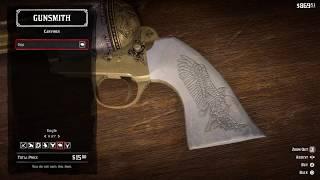 Cattleman Revolver Customization Haihayinfo