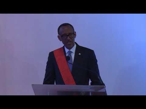 State Visit to Côte d'Ivoire | Remarks by President Kagame | Abidjan, 19 December 2018.