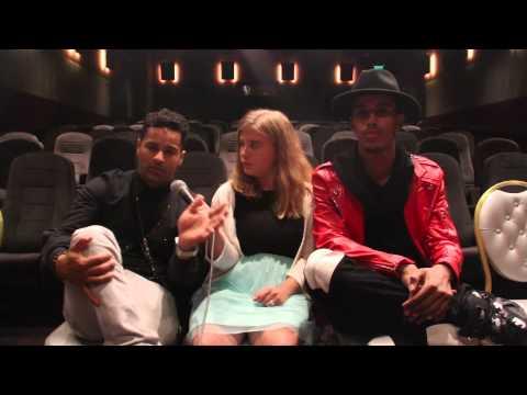 Flipz Velez and Milan Interview at High Strung Movie Exclusive Screening
