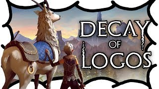 Decay of Logos Review - [MrWoodenSheep] (Video Game Video Review)