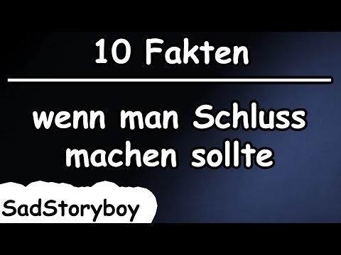 10 Fakten - Ende einer Beziehung | Sad Storyboy