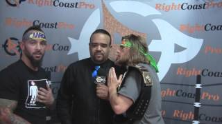 Chris Steeler named Right Coast Pro Wrestling BFF at RCP-24 October 10