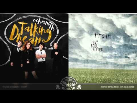 Echosmith vs. Train - Bright (Mashup)