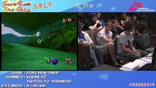 Summer Games Done Quick 2014 - Part 150 - Pokemon Snap