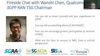 5G PPP Webinar: RAN Release 18 for Industry Verticals