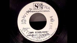 Mr. Starlight - Johnny Barfield & the Men of S.O.U.L.