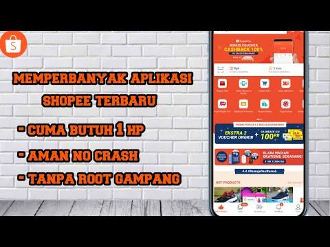 clone-aplikasi-shopee-pake-app-cloner-2020-|-menggandakan-aplikasi-shopee-terbaru-|-harits-al-fatih