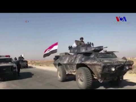 Kerkük Irak Kuvvetlerinin Kontrolunda