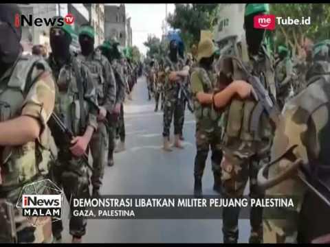 Terkait Al Aqsa, Hamas Tak Akan Biarkan Akidah Mereka Dilecehkan Israel - iNews Malam 22/07