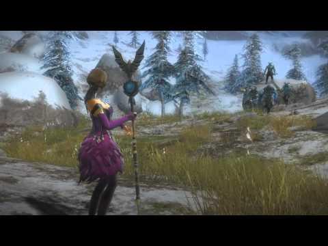 Guild Wars 2 - Mesmer Skills