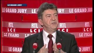 Le Grand Jury du 27 avril 2014 - Jean-Luc Mélenchon - 2e partie