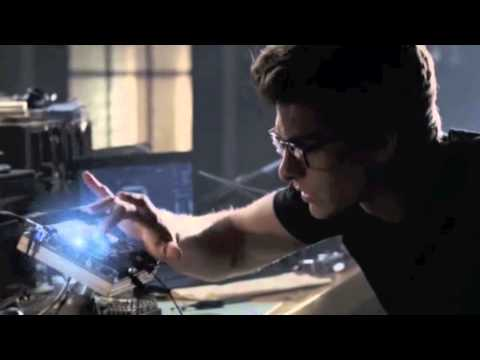 Becoming Spider-Man (The Amazing Spider-Man Scene)