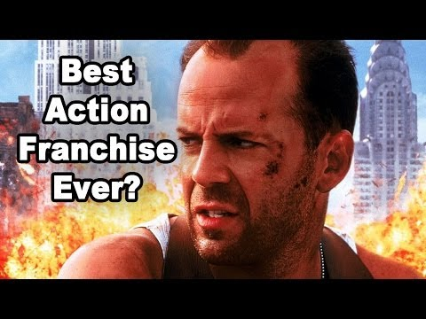 Die Hard... The Best Action Franchise Ever? - Geek World Radio Ep. 28