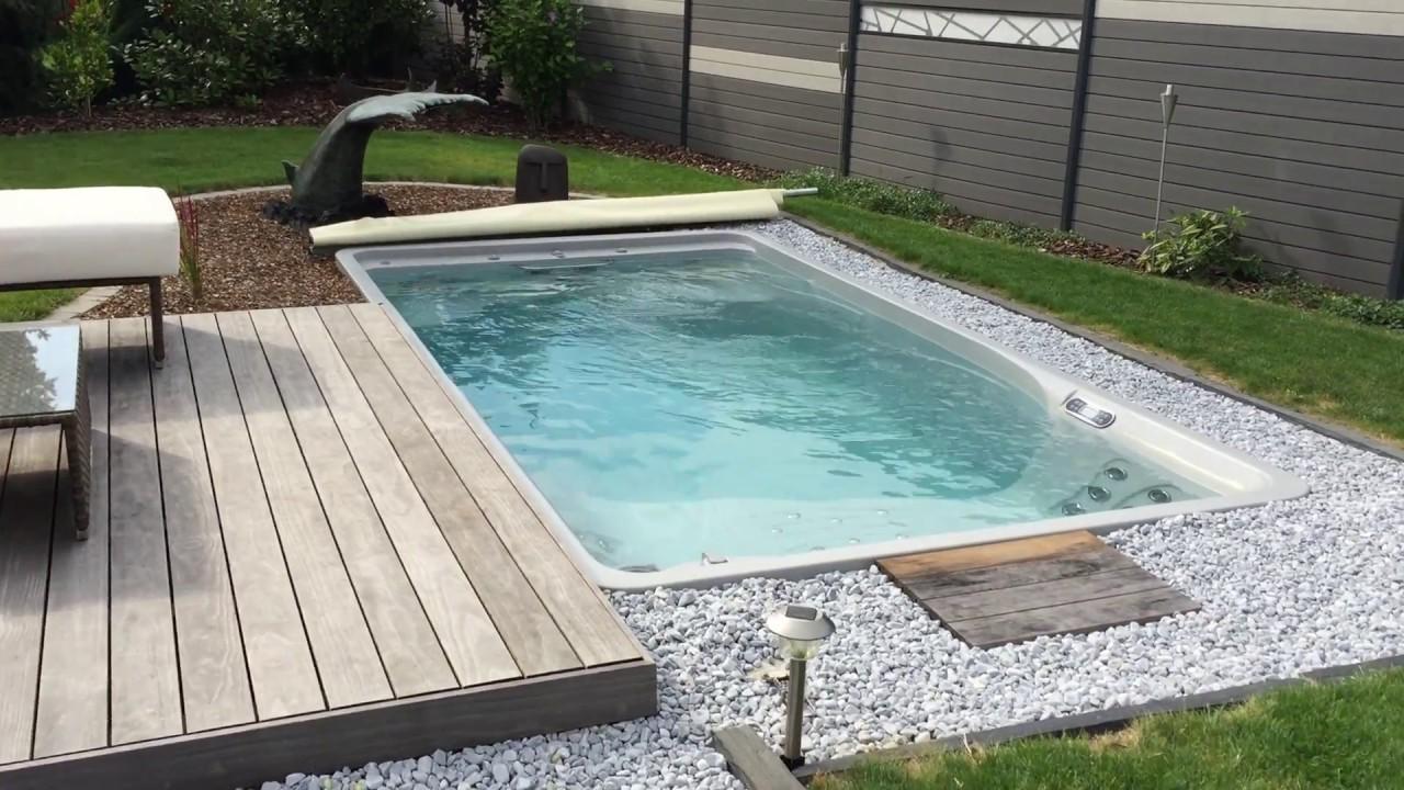 Mini water evolution youtube - Mini piscine nage contre courant ...