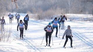 видео ГТО нормативы бега на лыжах