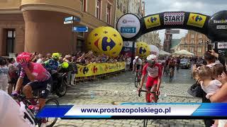Ruszył 77 Tour de Pologne 2020 2 Etap OPOLE