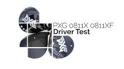 PXG 0811 X und 0811 XF Gen 2 Driver Test