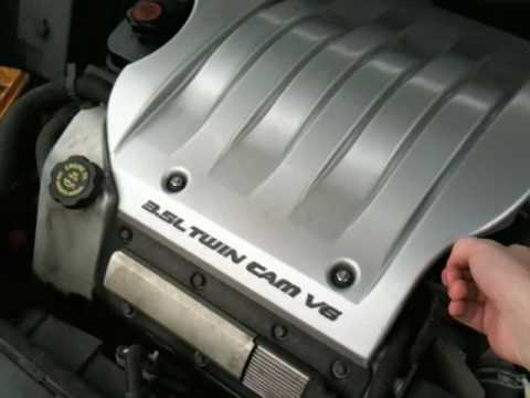 2000 Oldsmobile Intrigue Overview Youtube