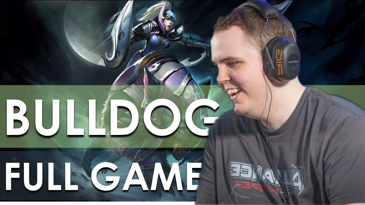 admiral bulldog highlights | luna 22-kills gameplay | daily dota 2