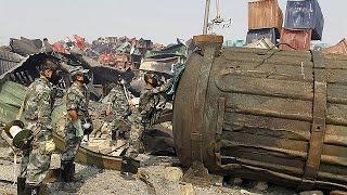 Tianjin: tonnellate di cianuro su luogo esplosione, rischio nube tossica