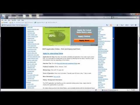 ihop job application online