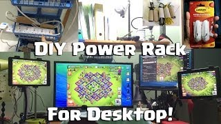 DIY Power Rack - Desktop