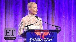 Halsey's Emotional Speech Regarding Endometriosis Battle