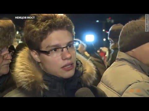 Интервью с Антоном Немцовым