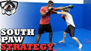Southpaw Fighting Strategies for Boxing, Muay Thai & MMA