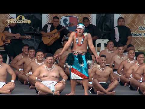 Polyfest 2018 - Samoa Stage - Avondale College FULL Performance