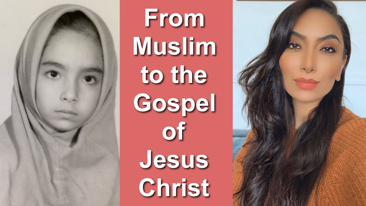 From Muslim to Charismatic to the Gospel of Jesus Christ - YouTube