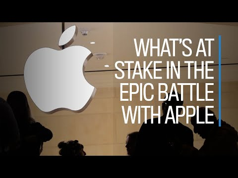 What's at stake in the Epic battle with Apple