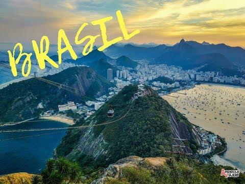 Nuestra ruta por Brasil en dos minutos (Viaje 2018)