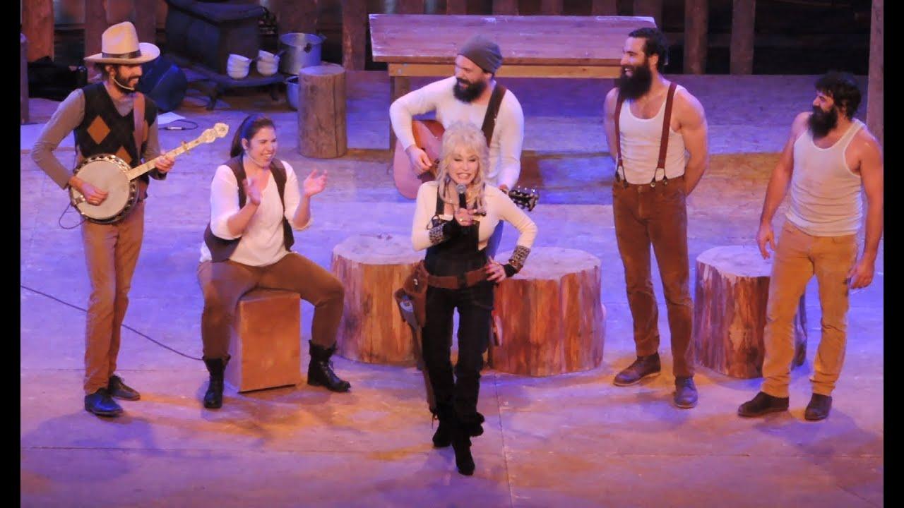 Dolly Parton avec Cirque Alfonse 20 mars 2015