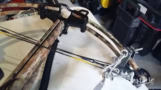 How to Replace the string on a Crossbow