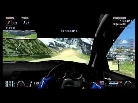 Gran Turismo 6 #31 | PRUEBAS DE RALLY