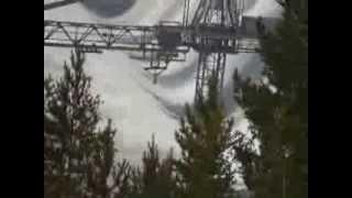 Сброс воды с плотины Красноярской ГЭС(сброс воды с плотины., 2014-01-08T09:35:36.000Z)