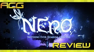 N.E.R.O.: Nothing Ever Remains Obscure Review